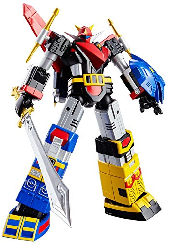 Bandai Tamashii Nations Super Robot Chogokin Space Emperor God Sigma Space Emperor God Sigma Figure - Bandai Super Robot