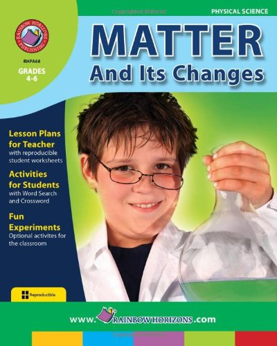 Matter and its Changes: Chemical and Physical Changes