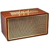 AmazonBasics Vintage/Retro Bluetooth Speaker