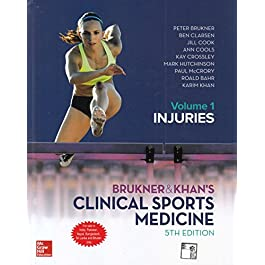 Brukner & Khan's Clinical Sports Medicine(Vol.1 Injuries)