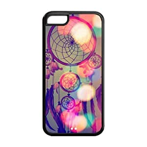 DreamCatcher Snap-on TPU Rubber Coated Case Cover for Apple iPhone 4/4s