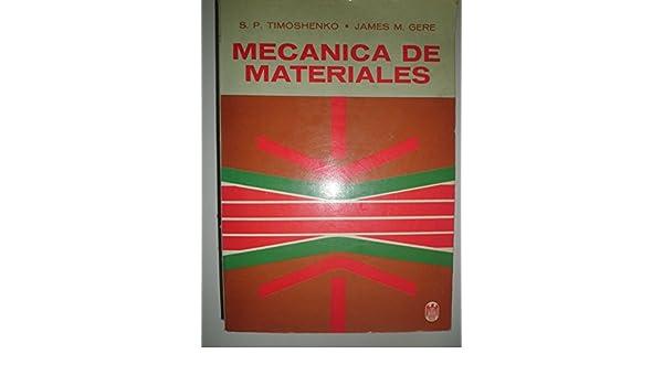 Mecanica de Materiales James Gere Timoshenko 2 Edicion