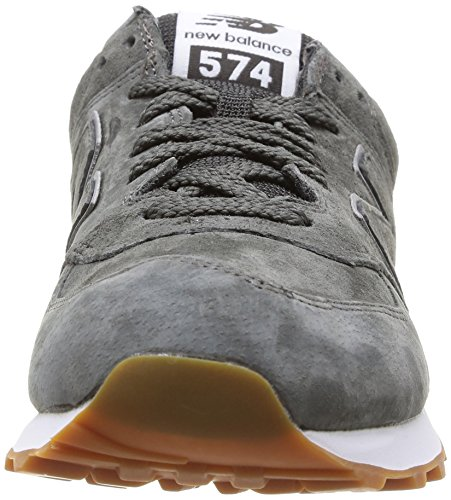 Homme Balance grey Montantes Gris Full New Pigskin Nbml574fsc UwAPBOUxq