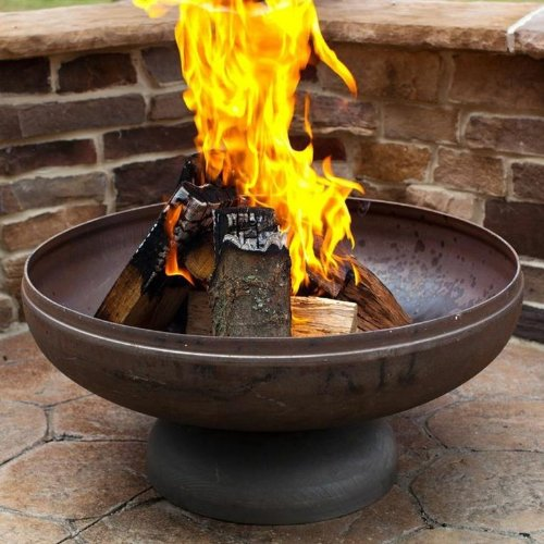 Ohio Flame Patriot 24-inch Wood Burning Fire Pit