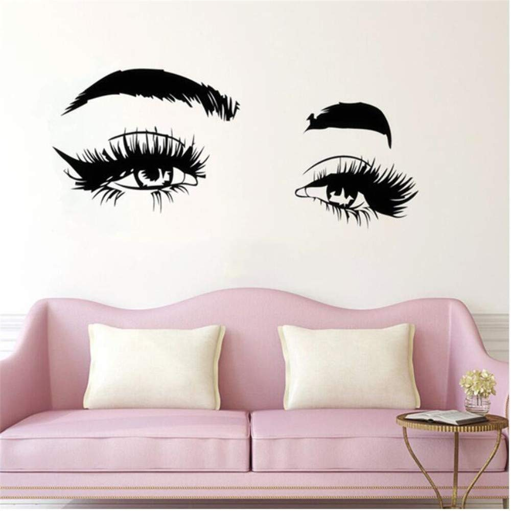 Amazon.com: Wsqyf - Adhesivo decorativo para pared, diseño ...