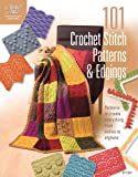 101 Crochet Stitch Patterns & Edgings (Annie's Attic: Crochet): more info