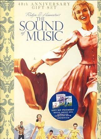 THE SOUND OF MUSIC JULIE ANDREWS CHRISTOPHER PLUMMER RICHARD HAYDN