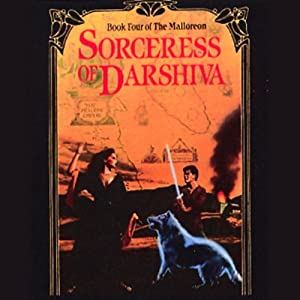 Sorceress of Darshiva Audiobook