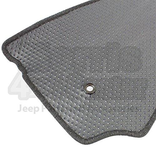 2012-2012 Jeep Wrangler Premium Carpet - Front