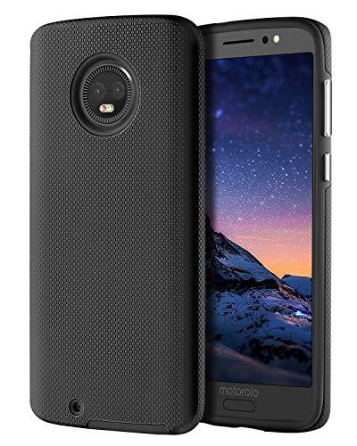 finest selection d1bb1 831cf Moto G6 Case Motorola Moto G 6th Generation Case GUAGUA Slim Thin ...