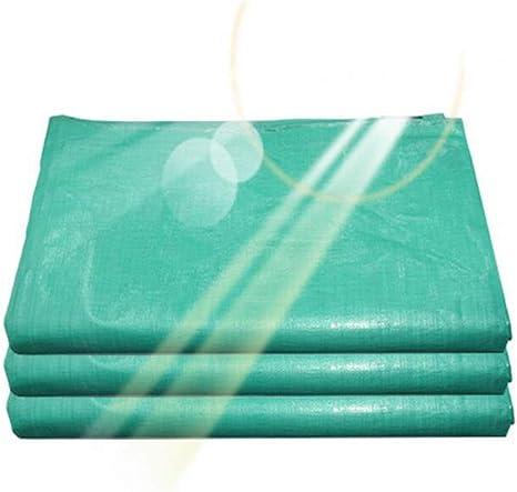 BH Lona Impermeable Servicio Pesado Jardinería Tela Impermeable Lluvia Pérgola Coche Cubierto Hebilla metálica Plegable Polietileno, 20 Tamaños, Personalizable (Color: Verde, Tamaño: 3.8x5.8m): Amazon.es: Hogar