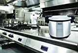 Aroma Commercial 80-Cup Rice Warmer, Silver (ARS-1094S)