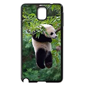 DIY panda Phone Case, DIY Case Cover for samsung galaxy note 3 n9000 with panda (Pattern-4)