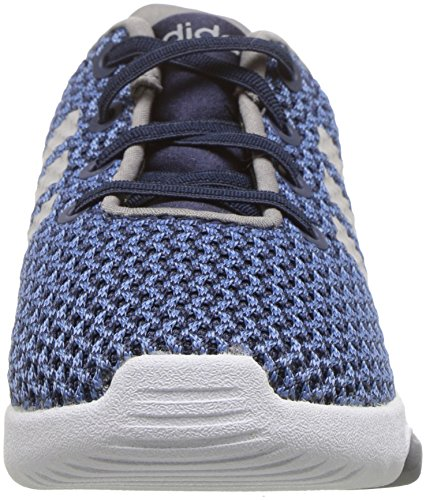 adidas Kids CF Racer TR Running Shoe, Collegiate Navy/Collegiate Navy/Grey, 7K M US Toddler by adidas (Image #4)