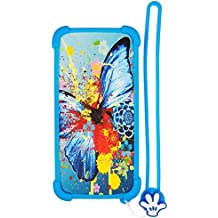 Case for Texet Tm-5075 Case Silicone border + PC hard backplane Stand Cover HD
