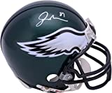 Jordan Matthews Philadelphia Eagles Autographed Riddell Mini Helmet - Fanatics Authentic Certified - Autographed NFL Mini Helmets