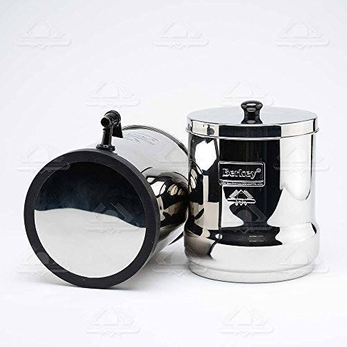 Big Berkey BK4X2-CF With 2 9″ Ceramic Filters
