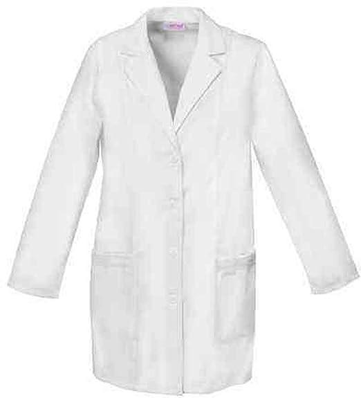 2648e4a30f6 Amazon.com: Cherokee 2351 Women's Fashion Whites Lady Luxe Lab Coat ...