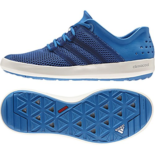 Adidas Outdoor Climacool Boat Pure Water Shoe - Mens Eqt Blue ...