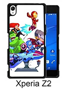 Baby Avengers Black Fantastic Design Sony Xperia Z2 Phone Case