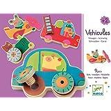 Djeco - 84452 - Véhicules Vissage