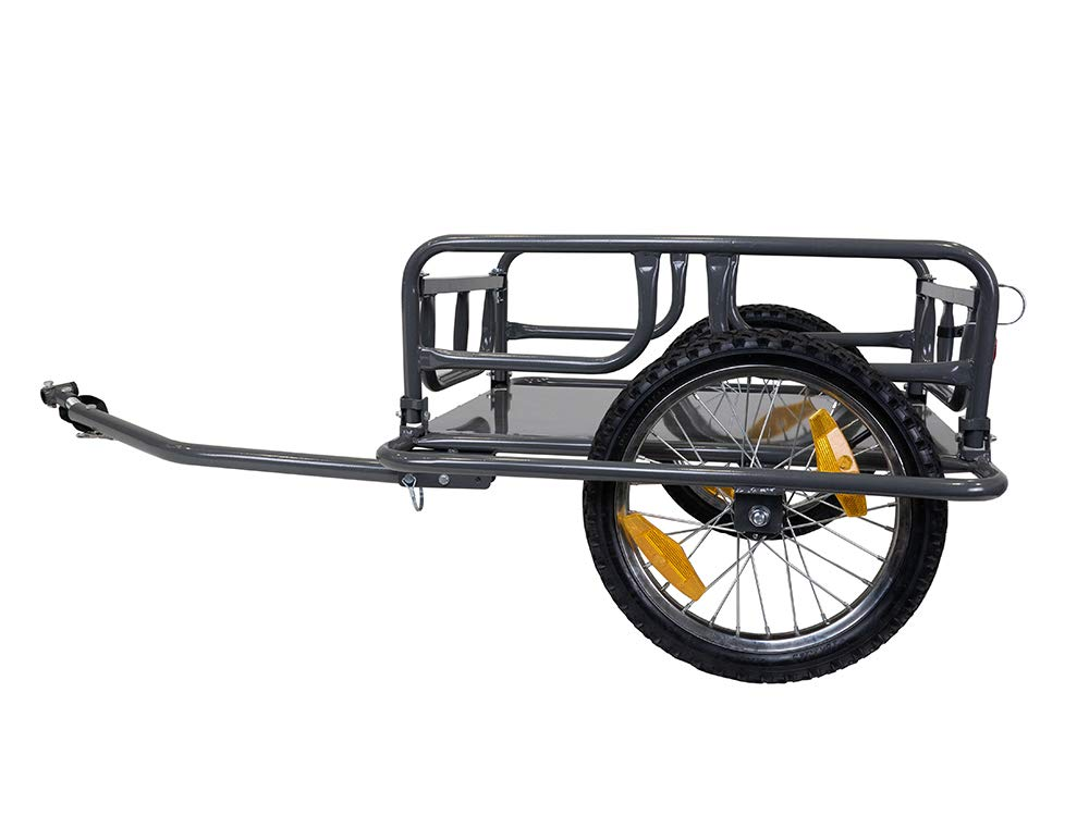 Bike Original 4347 Unisex Adult Trailer One Size Black