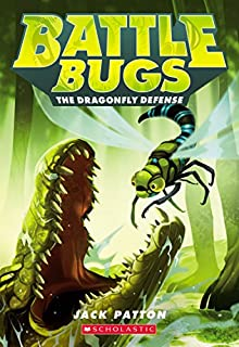 Book Cover: The Dragonfly Defense