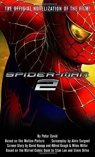 book cover of Spider-Man 2