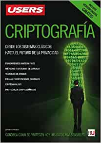 Criptografía (Spanish Edition): Pacheco Federico G., RedUsers Usershop, Español Espanol Espaniol, Libro libros Manual computación computer computador ...