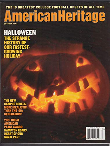 AMERICAN HERITAGE Halloween Hampton Roads Student Activism + 10 2001