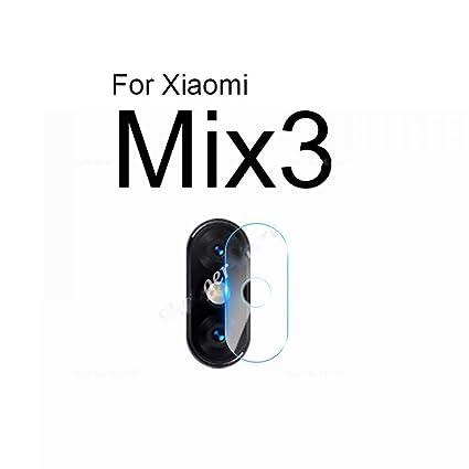 Amazon com: Back Camera Lens Tempered Glass for Xiaomi Mi 9