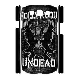 LSQDIY(R) hollywood undead Samsung Galaxy S3 I9300 3D Case, Custom Samsung Galaxy S3 I9300 3D Phone Case hollywood undead
