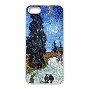 PCSTORE Phone Case Of Van Gogh for Iphone 5 5g 5s