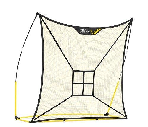 SKLZ Quickster Baseball Combo Net System, 7x7 Feet by SKLZ