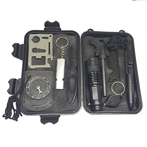 10-in-1-Multi-Professional-Emergency-Survival-Kits-CHANGKU-Outdoor-SOS-Tools-for-Traveling-Hiking-Camping-Biking-Climbing-Hunting