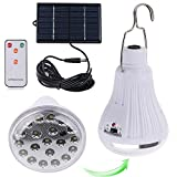 Solar Lights Camping Portabl Solar Kit - Fence Device Charger Out Sleep Tent ...