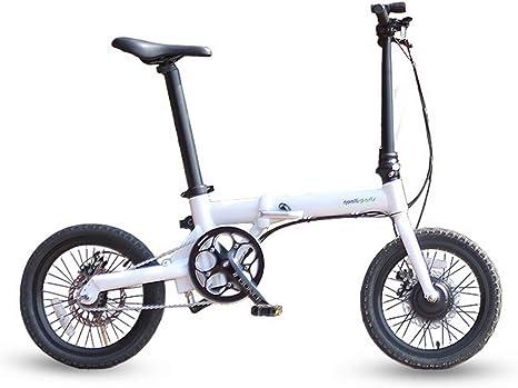 CBA BING Bicicleta Plegable eléctrica, Bicicleta eléctrica ...