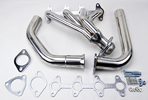 Chevy S10 GMC Sonoma 96-00 2.2L 2WD Performance Exhaust Header Manifold w/ Pipe (Performance Manifold)