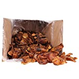 Pet's Choice 100-Pack Pig Ear Treats for Dogs