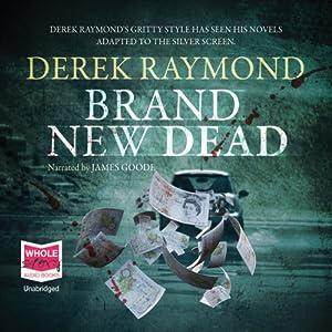 Brand New Dead Audiobook