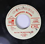 Paul Weston & His Orchestra 45 RPM Music from