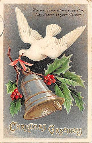 Holiday Postcards International Art Publishing Co. 1911