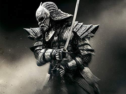 Innerwallz Warriors 47 Ronin Armor Sabre Helmet Samurai Wall Art, Pop Art, Poster, Art Prints | Rare Posters