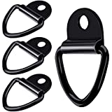 V-Ring Trailer Cargo Tie-Down Anchor with Bolting Hole, Replacement for D