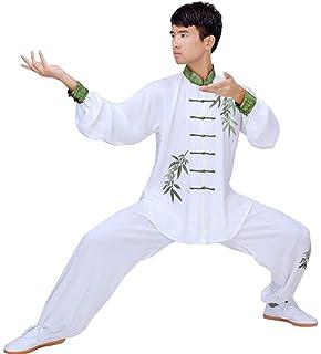 Amazon.com: w.h.s Tai Chi uniforme Taichi ropa artes ...