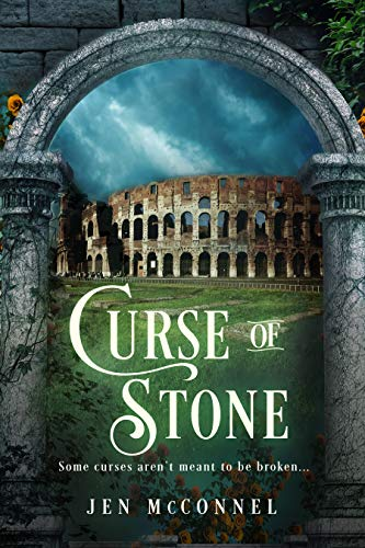 Curse of Stone (Counting Curses Book 1) by [McConnel, Jen]