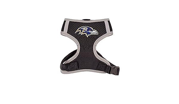NFL Baltimore Ravens - Chaleco de arnés para Perro, HD-HV-RAVN-L ...