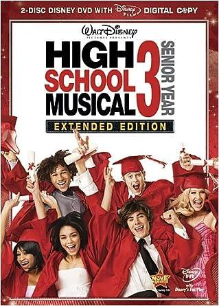 Disney High School Musical School Notebooks Set Of 3 Zac Efron