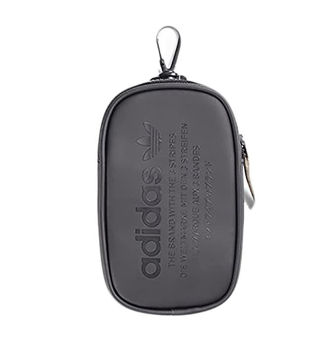 0fc4c067a8ceb Adidas Mens adidas Originals NMD Pouch BR9179 - Black  Amazon.ca  Clothing    Accessories