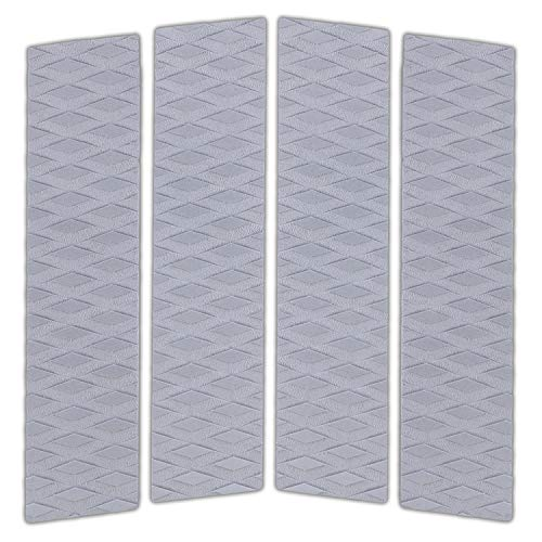 Front Traction Pad for Surfboards & Skimboards (Gray)
